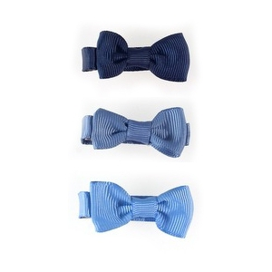 Amaia Kids Blue Small Hair Bow