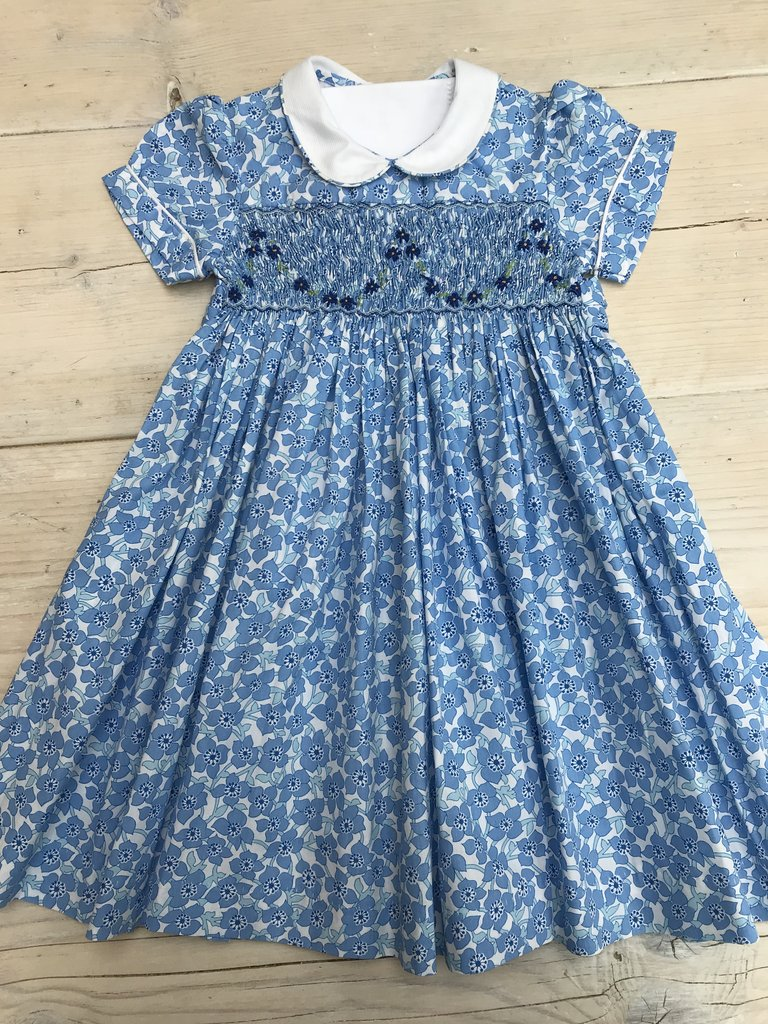 Little Alice London Periwinkle Dress