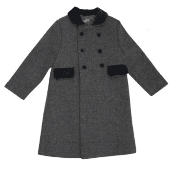 Pepa and Company Classic Wool Coat