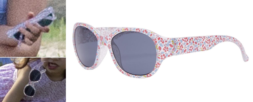 Princess Charlotte sunglasses Marks & Spencer Smaller Frame Daisy Floral Print Sunglasses